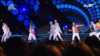 130615 K POP 페스티벌 2013 LIVE IN 구마모토 MYNAME Cut