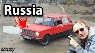 What Soviet Cars are Really Like, Russian Made Lada