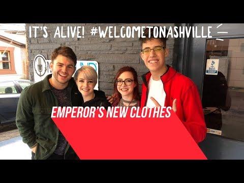 Ariel, Zoey & Eli - Emperor's New Clothes (cover)