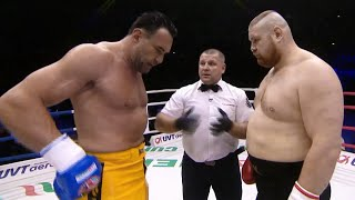 Jerome Le Banner VS Vyacheslav Datsik FULL FIGHT