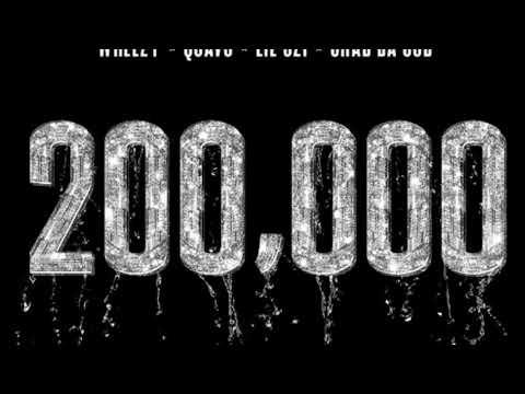 Quavo, Lil Uzi Vert, Shad da God - 200,000 (Clean)