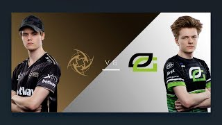 CS:GO - NiP vs. OpTic [Cbble] - Group B Round 1 - ESL Pro League Season 6 Finals