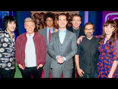 The Big Fat Quiz Of Everything 2016 S01E02 (22 August 2016) [HD]