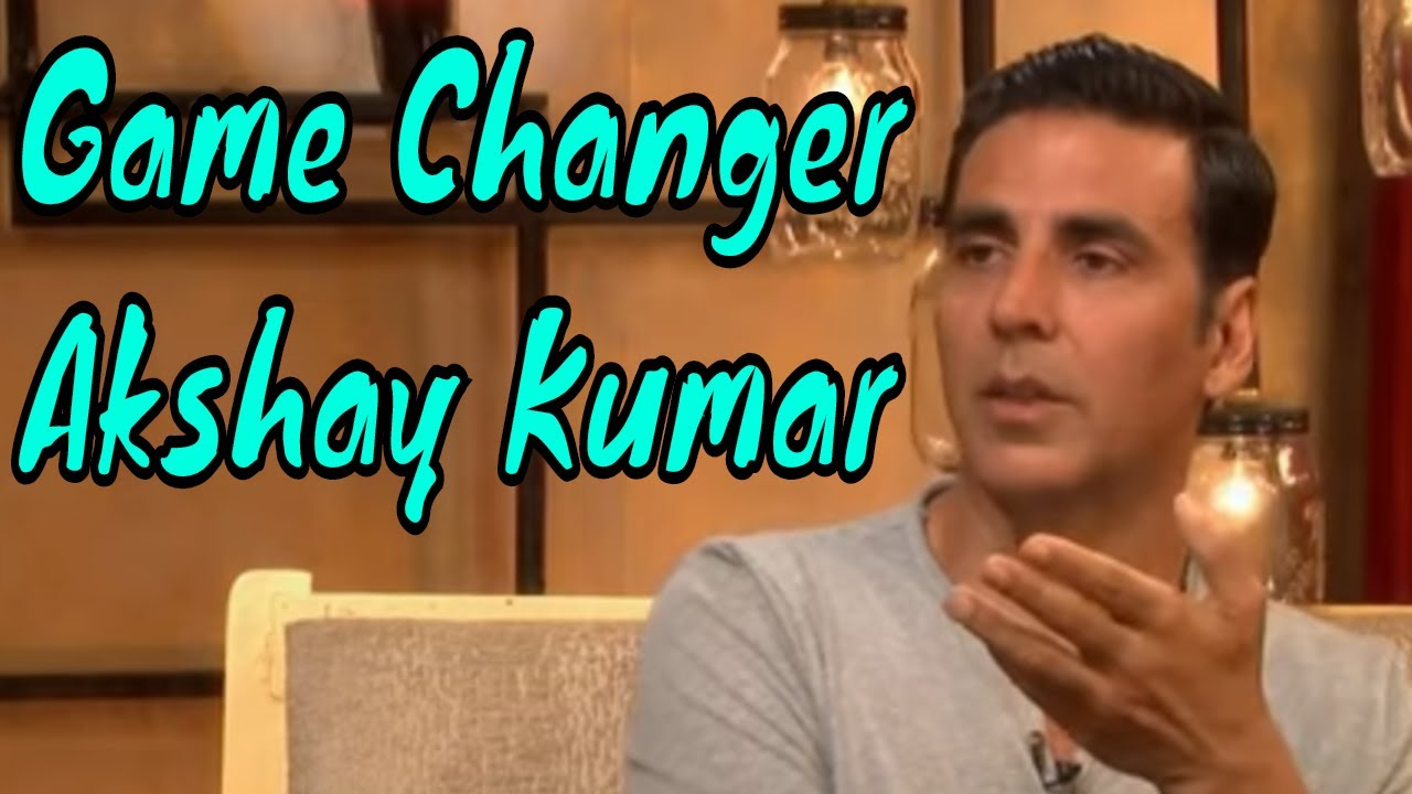 Game Changer - Akshay Kumar - Starry Nights Exclusive Interview By Komal Nahata