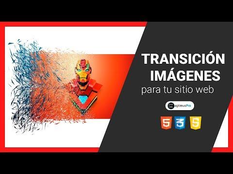 MÍRALO!😱 | TRANSICIÓN de imágenes en PARTÍCULAS | 2019 | HTML - CSS - JavaScripts || MagtimusPro thumbnail