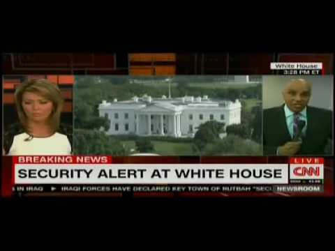 "'""White House on Lockdown""