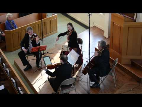 String Quartet No. 13 in G Major, Op. 106 - Antonin Dvořák