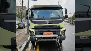 볼보 앞유리 썬팅 시공은 인천 화물차 썬팅, 트럭 썬팅…