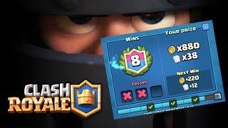皇室戰爭 (Clash Royale): 难道我只能碰到猪一样的队友?超级骑士双倍圣水挑战赛