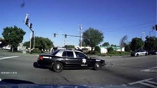 Officer Involved Accident