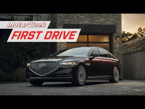 2020 Genesis G90 | MotorWeek First Drive