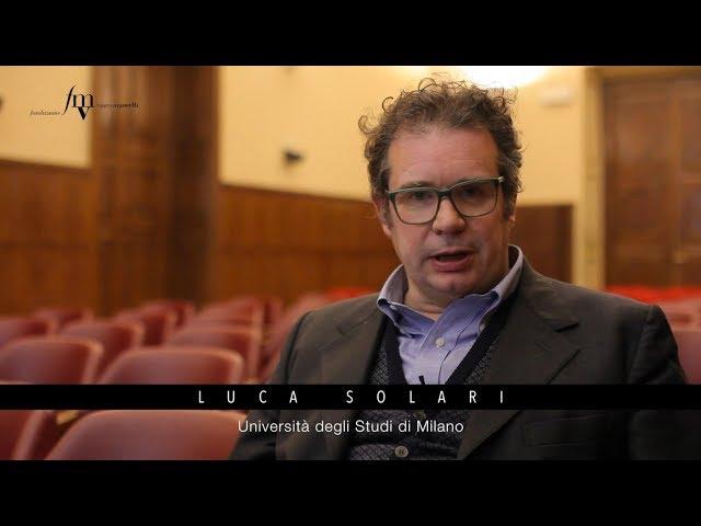 Luca Solari - Smart working e valutazione d'impatto