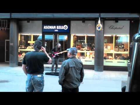 Kluuvikatu, Helsinki, Finland. Video by Антонов Андрей.