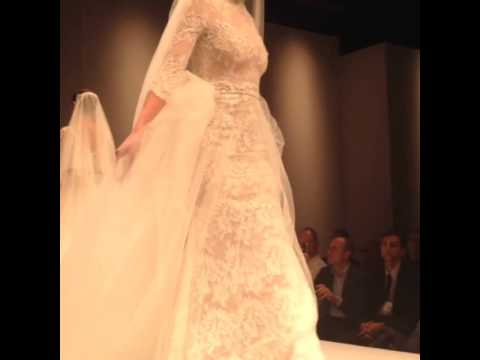 Romanian wedding dress designer ersa atelier youtube for Romanian wedding dress designer