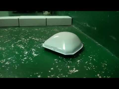 DIY Robot Vacuum Cleaner - YouTube