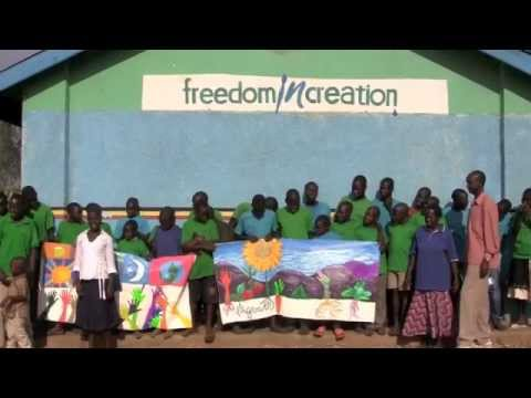 Freedom in Creation + The George Washington University School of Therapy Art Collaboration