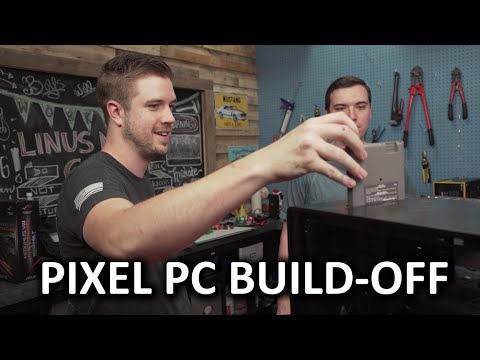 Tech Showdown - Pixel PC