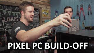 Tech Showdown - Pixel PC
