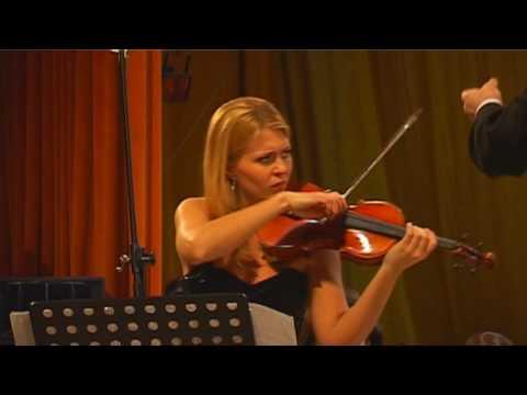 Sibelius Concerto 1A - Oksana Peceny