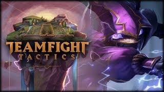 Wyczyściłem elementalami - Teamfight Tactics