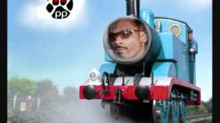 Repeat youtube video Thomas the Tank Engine Remix - Drop it like it's hot (full version)
