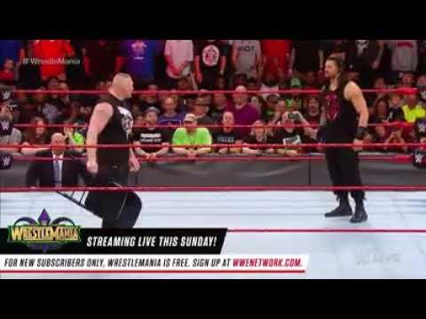 NEW WWE  ROMAN KA VEDIO