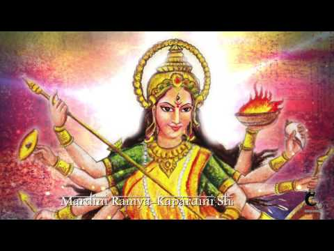 Devi Mantra Devotional Song | Extremely Powerful Devi Mantra | Durga Vandana | Cymbals Devotional