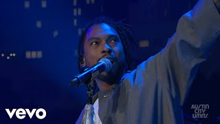 """Miguel - Miguel on Austin City Limits """"The Thrill"""" (Web Exclusive)"""