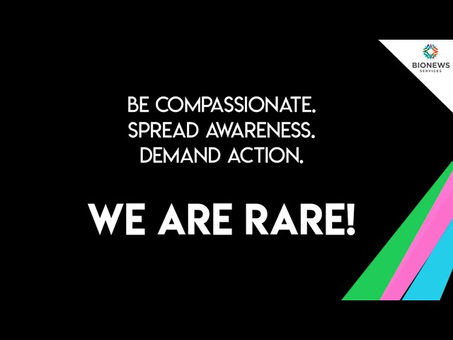 #WhatMakesMeRare - Celebrating Rare Disease Day 2020