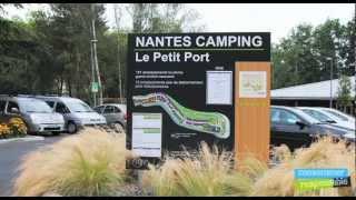 Nantes Camping : 1er camping écolabellisé en Loire-Atlantique.mov