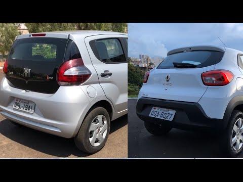 Renault Kwid ou Fiat Mobi - Qual é a melhor compra?