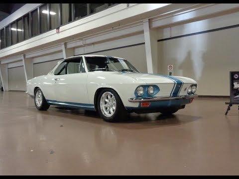 1966 Chevrolet Corvair Yenko Stinger Stage II # 76 & Engine Sound On My Car Story With Lou Costabile