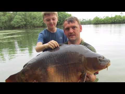 Robinlake 05/08/17 Domaine de Goncourt carp fishing france