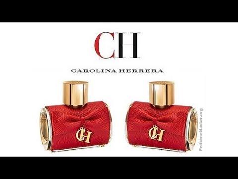 b4d9406cbbfe7 Carolina Herrera CH Privee Perfume - YouTube