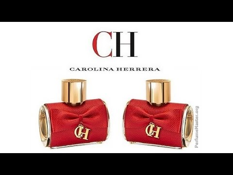 d2455c263ff4f Carolina Herrera CH Privee Perfume - YouTube