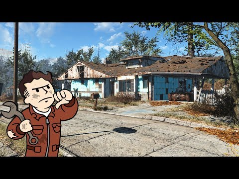 Fallout 4 - Settlement Build Process Ideas thumbnail