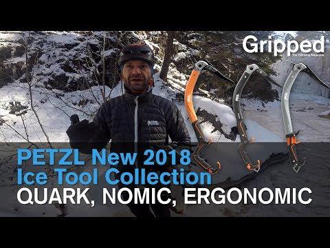 Petzl Quark, Nomic, Ergonomic 2018