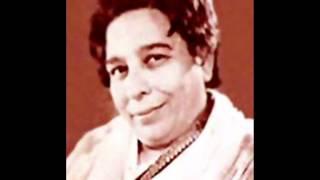 Kahin Pe Nigahen Kahin Pe Nishana-Shamshad Begum C.I.D.