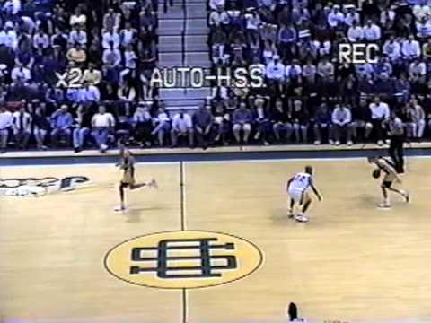 Northern State Basketball Region Championship 1998