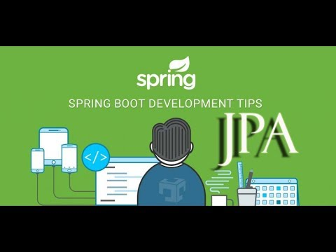 Restful Web Services SpringBoot with JPA Support