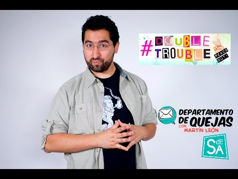 Double Trouble ¿Roast o Bullying? – Martín León