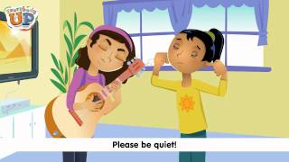 Please Be Quiet (Sing-along)