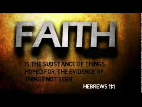 Bible Quotes About Faith Pleasing Bible Verses About Faith  Youtube