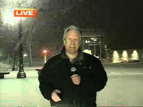 Snow slams Mission Valley