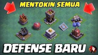 MENTOKIN SEMUA DEFENSE BARU - Coc Indonesia