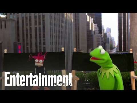 EW Takes a Look Back with The Muppets