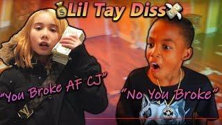 Lil Tay Diss!