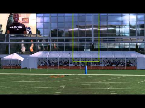 Can I Make a 50yd FG with Adam Vinatieri but have it Bounce off of the Goal Post Upright? Madden 15