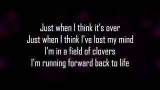 """""""Clovers"""" by JoJo (lyrics) I do not own this music. No copyright in..."""