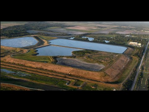 Florida: Toxic wastewater reservoir on verge of collapse